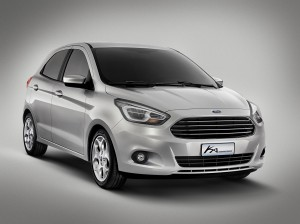 Ford Ka a global car