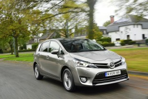 lease the new toyota verso