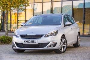 The new Peugeot 308 impresses