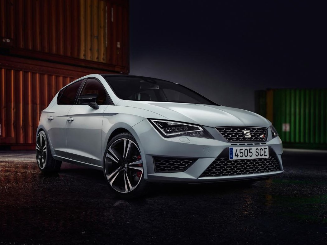 seat leon cupra all new seat cupra revealed. Black Bedroom Furniture Sets. Home Design Ideas
