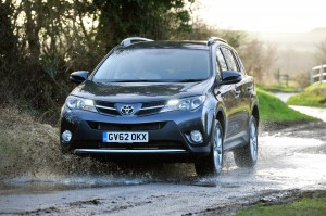 toyota Rav4 is refreshed