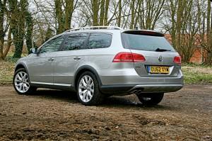 Volkswagen Passat Alltrack review for First Vehicle Leasing