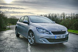 2014 Peugeot 308 HDi92 Active