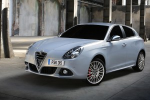 lease the 2014 Alfa Romeo Giulietta