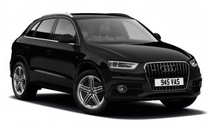 New entry level for Audi Q3