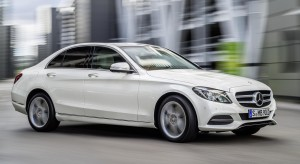 New Merceded-Benz C Class is coming