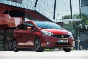 Lease the New Nissan Note DIG-S