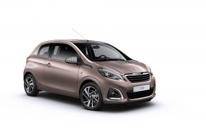 Peugeot 108 to go on sale