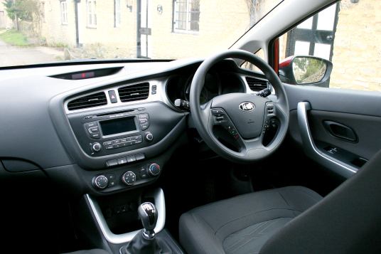 Kia cee\'d SW: Full on the road review