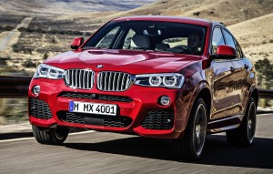 lease the BMW X4