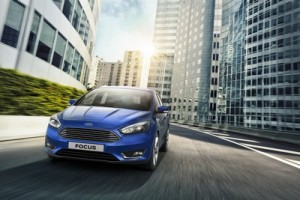 New Ford Focus unveiled at Geneva Motor Show