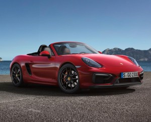 lease the porsche boxter GTS
