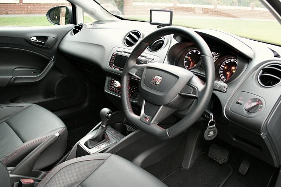 SEAT Ibiza FR 1.4 TSI DSG