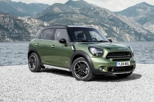 get the Mini Countryman