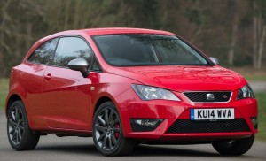 SEAT Ibiza FR Edition has performance