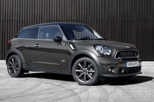 Mini Paceman is revamped