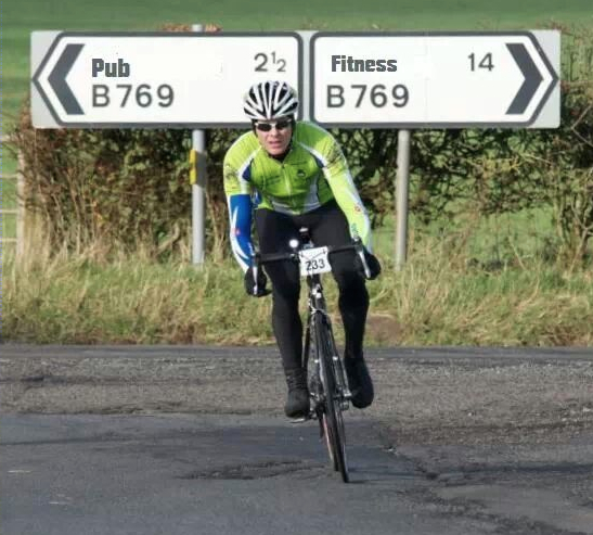 Tony King's Charity Bike Ride