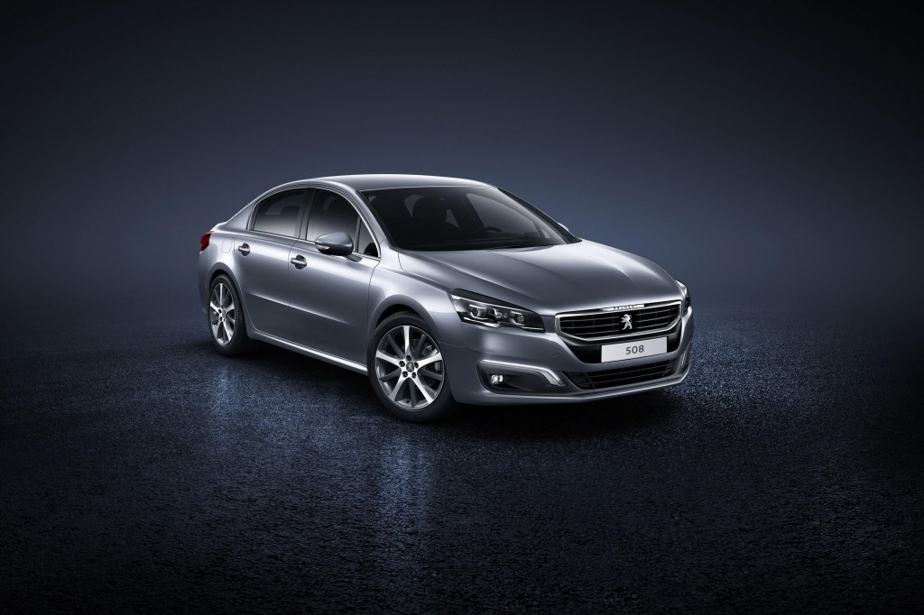 The new Peugeot 508
