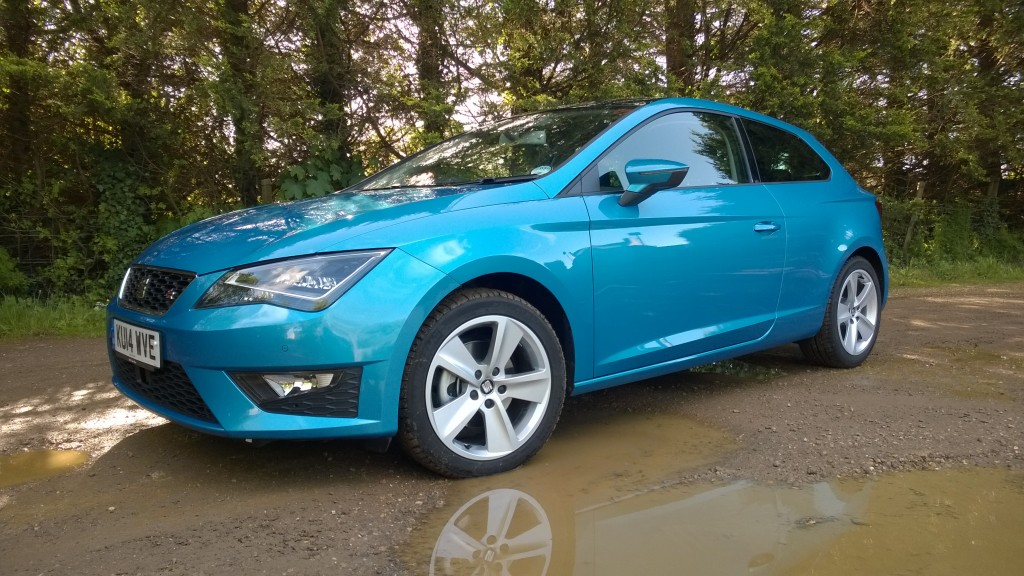 SEAT Leon FR review