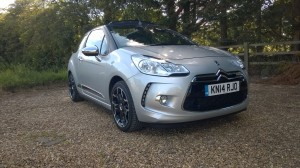 Citroen DS3 Cabriolet reviewed for First Vehicle Leasing