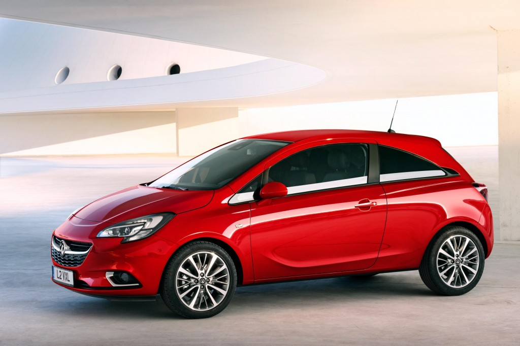 Fourth-generation Corsa arrives in late 2014 in the UK