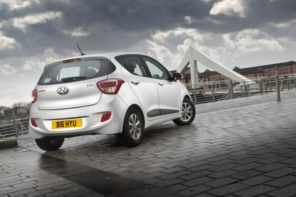 New Generation Hyundai i10 wins Car of the Year