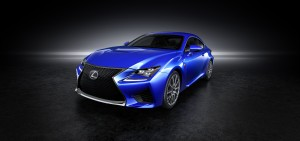The excellent Lexus RC F
