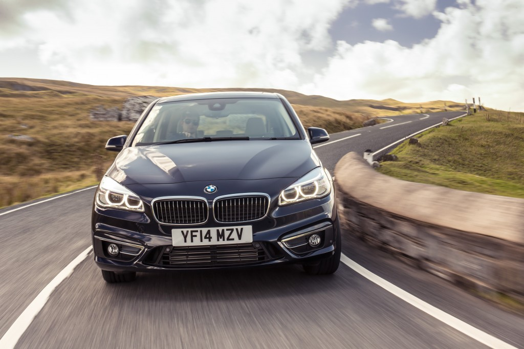 The BMW 2 Series Active Tourer