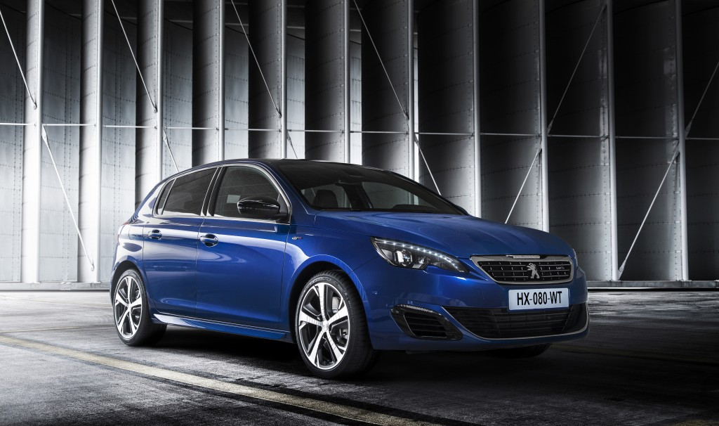 The all-new PEUGEOT 308 GT Hatchback