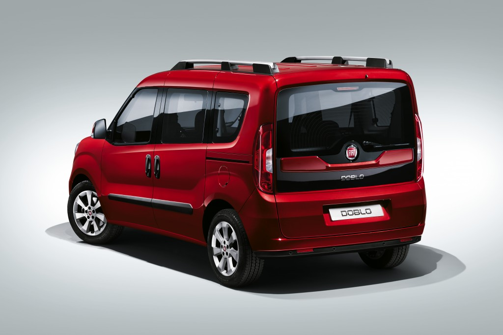 New FIAT Doblò unveiled