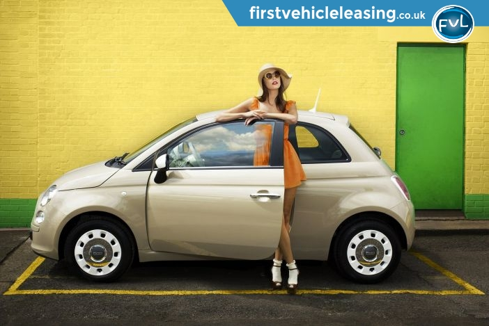 Lease a Fiat 500