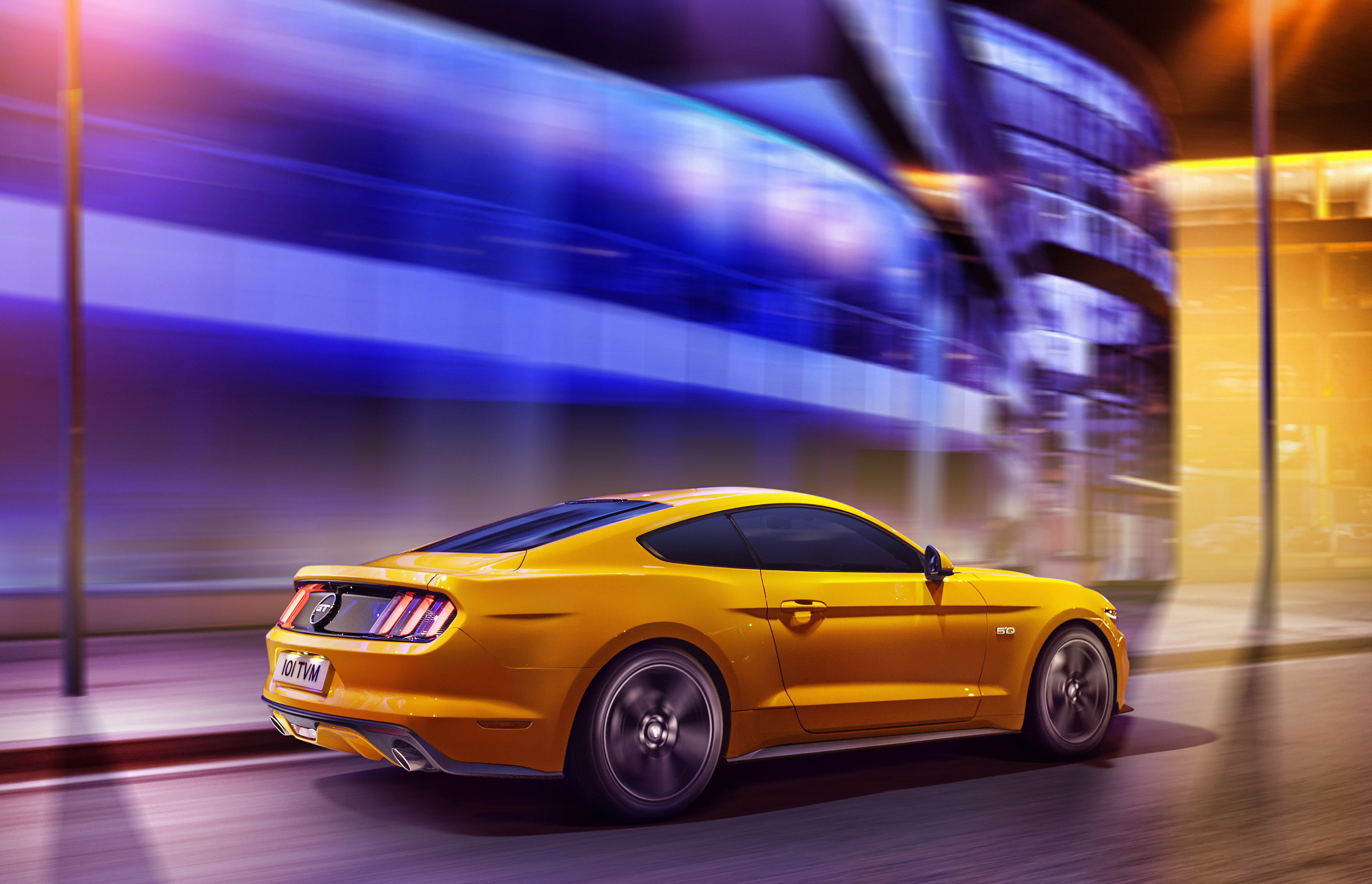 Ford Mustang coming in 2015 in right hand drive