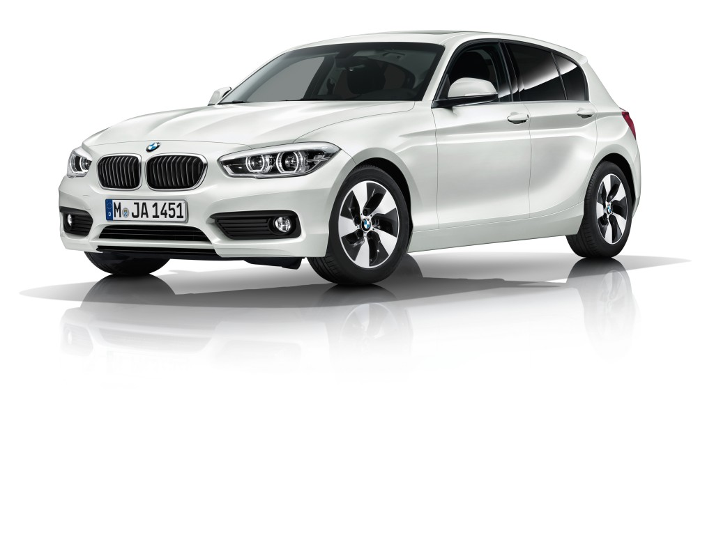 BMW 1-Series for 2015