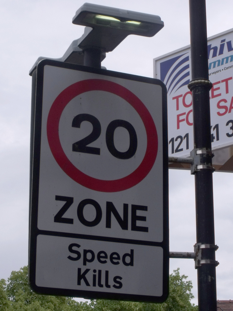 20mph zones to be introduced across 80% of Edinburgh