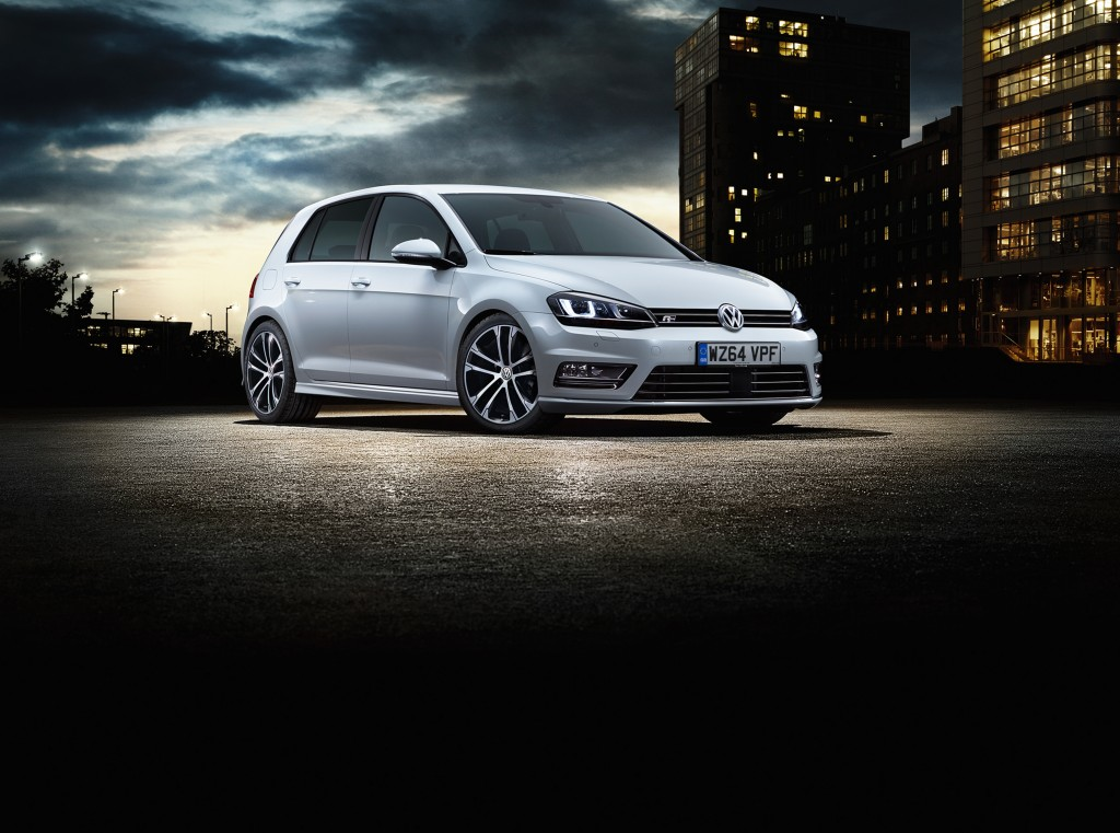 The Golf R-Line