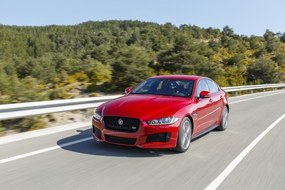 first vehicle leasing - The new Jaguar XE