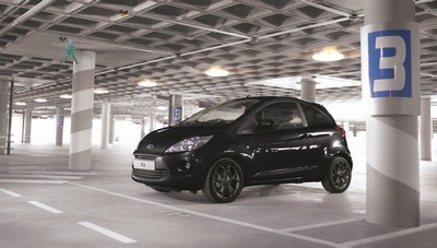 firstvehicleleasing.co.uk Ford Ka Black edition