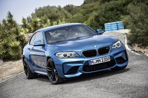 New BMW M2 first vehicle leasing
