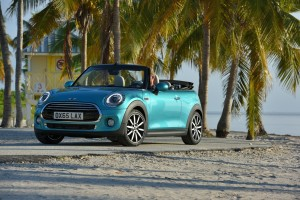 New Mini Convertible first vehicle leasing 1