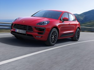 New Porsche Macan GTS first vehicle leasing