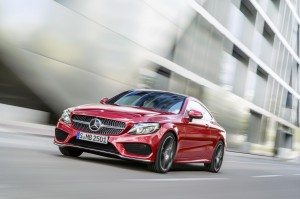 The new Mercedes C-Class Couple to lease first vehicle leasing
