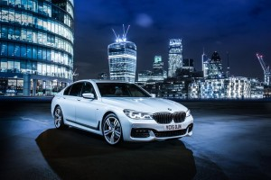 The new BMW 7 Series is an impressive offering