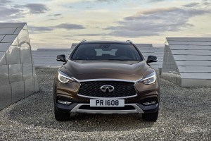 New Infiniti GX30 First Vehicle Leasing