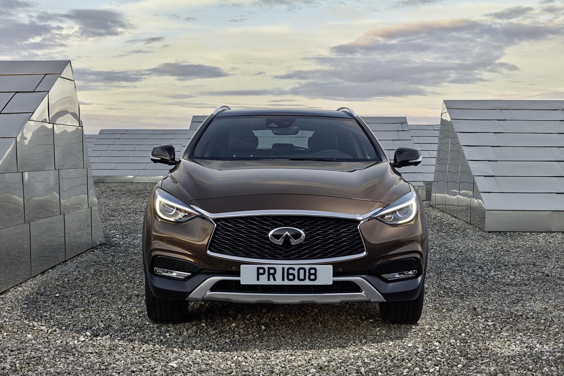 the infiniti qx30 is a premium crossover. Black Bedroom Furniture Sets. Home Design Ideas