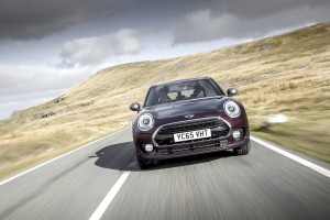 New Mini Clubman first vehicle leasing