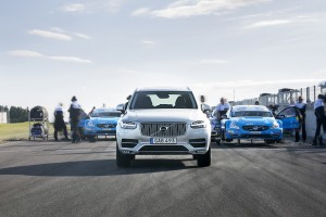 Volvo XC90 Polestar upgrade first vehicle leasing
