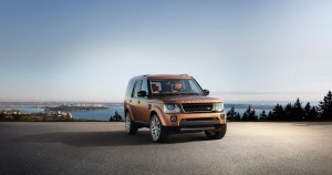 new Land Rover Discovery Landmark and Graphite first vehicle leasing