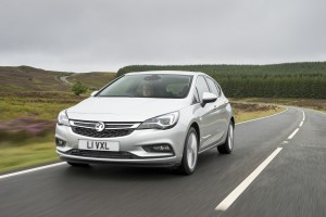 All-new Vauxhall Astra First Vehicle Leasing