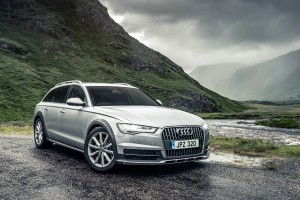 Audi A6 Allroad Sport first vehicle leasing