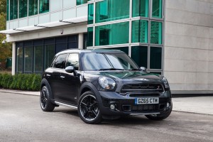 Mini Countryman special edition first vehicle leasing